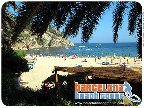 Half-day tour Costa Brava beach